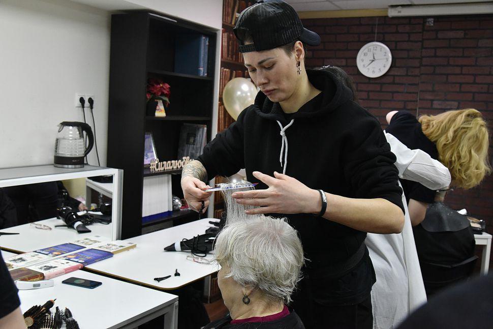 екатеринбург фотосессия стилист парикмахер потому что очень